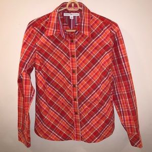 Tommy Hilfiger Western Style Button Down Shirt